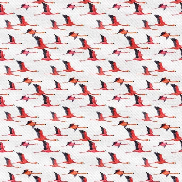Odlatujące Flamingi