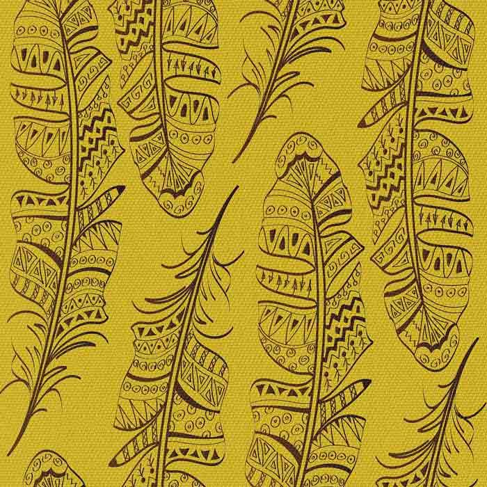 Pióra Na Żółtym