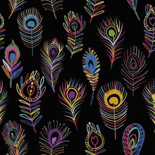 Kolorowe Pawie Oko