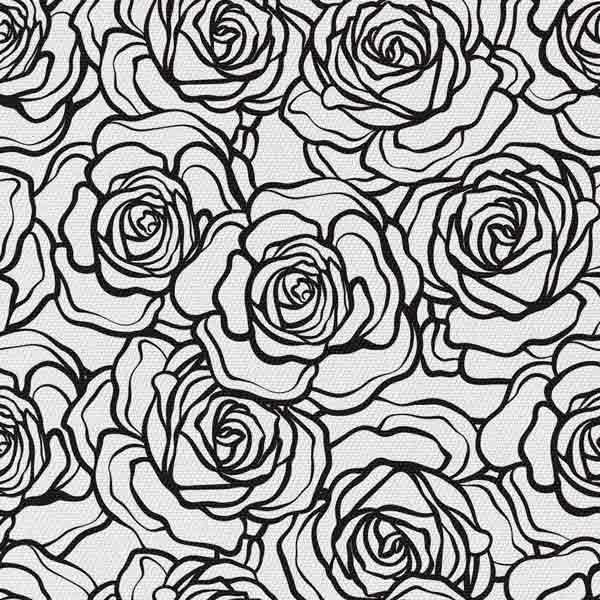 Duże Róże