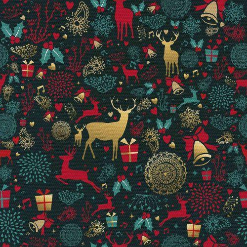 Pattern Świąteczny