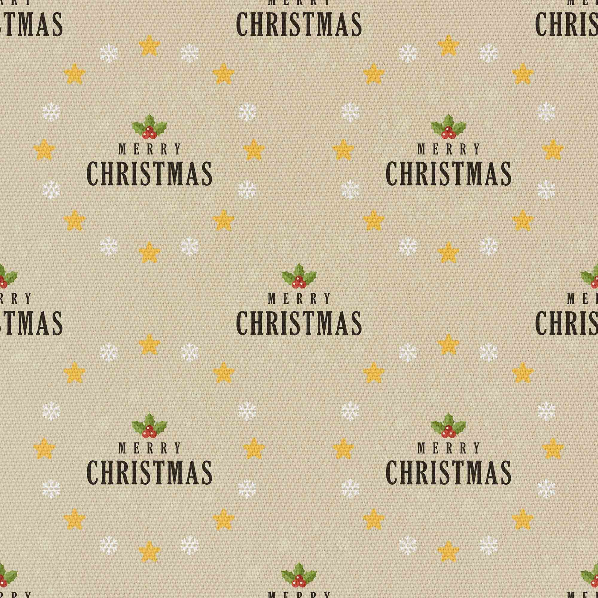 Kremowe Merry Christmas