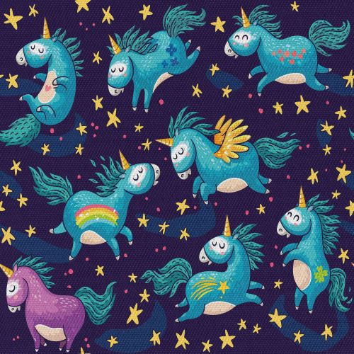 Turquoise Unicorns