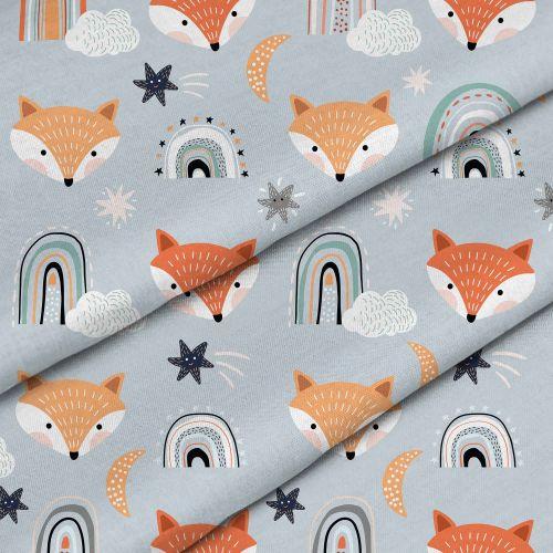 Foxes Pastel