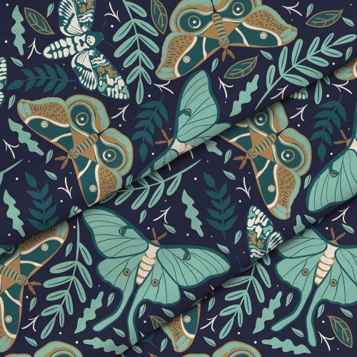 Green Moths