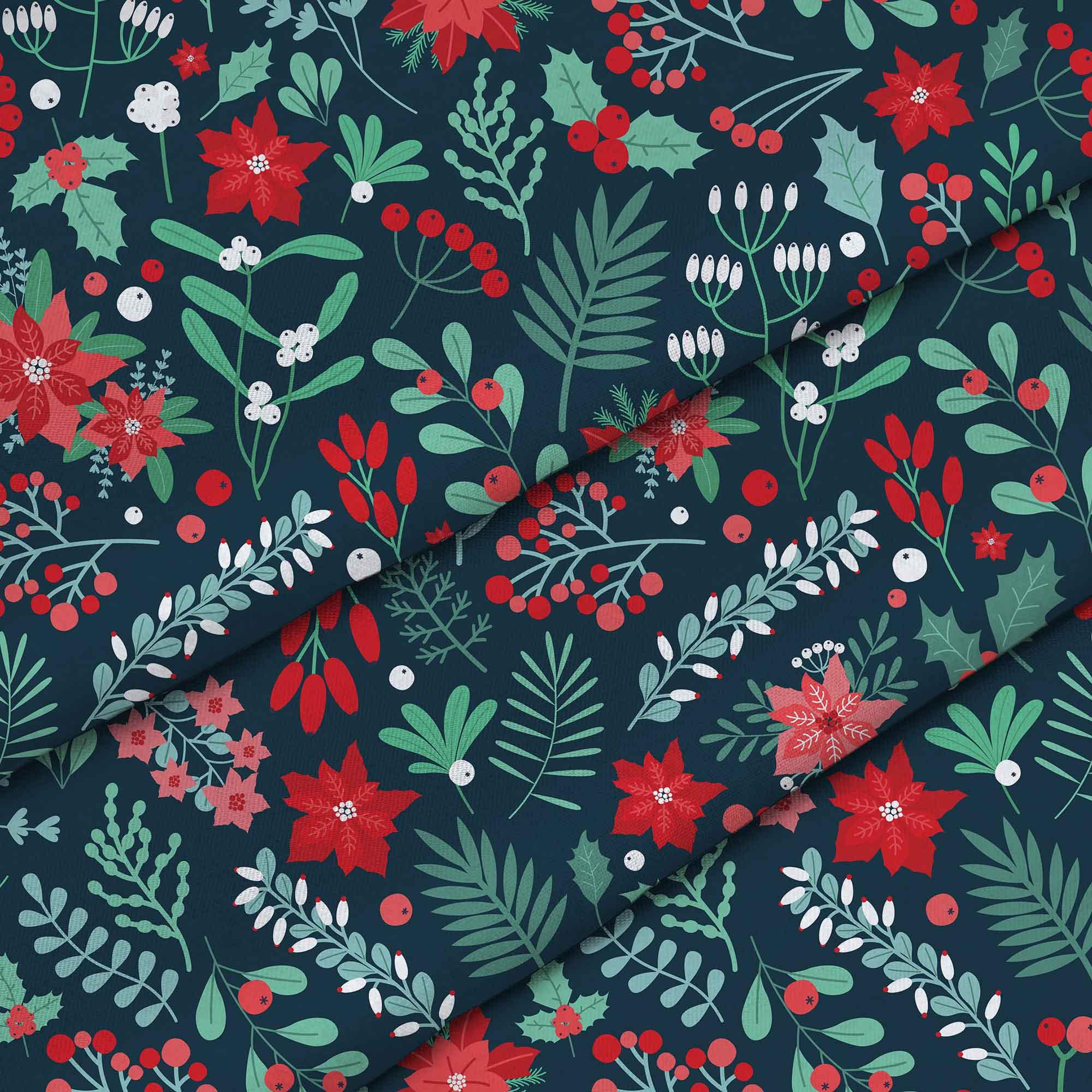 Christmas Red Mistletoe